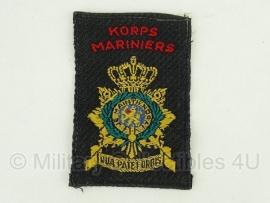 Korps Mariniers embleem  - origineel