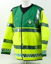 Britse EMART Emergency Medical Assistance and Resque Team jack - maat L - nieuw - origineel