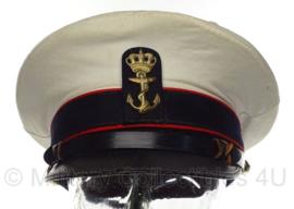 Nederlandse leger Korps Mariniers platte pet juli 1966 - maat 54 - origineel