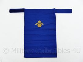 Defensie halsdoek Regiment aan en afvoertroepen  - origineel