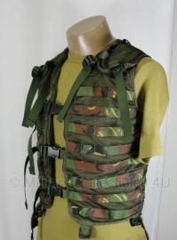 KL OPS Modulair gevechtsvest - Molle - zonder tassen - Woodland - Large - origineel