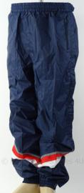 KL Landmacht LO Lichamelijk Opvoeding sport broek - winter trainingsbroek - maat 54 - nieuw in verpakking - origineel