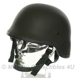 KL moderne leger helm - toptstaat - maat S of M - origineel