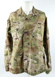 US Army Team Soldier multicam BDU met originele armvlag - Xsmall regular  - origineel