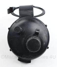 Defensie dop voor water jerrycan - 11 x 11 cm - origineel