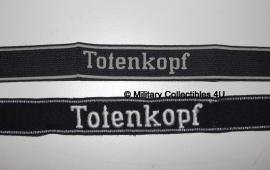 SS cufftitle Totenkopf - 3e SS Panzer Divisie