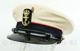 Korps Mariniers pet 1969 met extra speldje - maker Hassing Bancroft - maat 56 - origineel