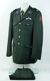 DT2000 uniform set KL Regiment Genie Verbindingstroepen met parawing 1 GE/NL Corps - maat 51 - Origineel
