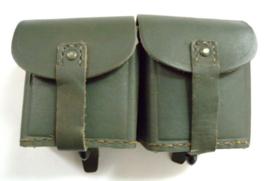 WO2 Italiaanse leger patroontassen - origineel