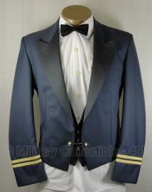 Klu Luchtmacht Avond Tenue jas met  gilet, overhemd en strik - maat 52 - origineel