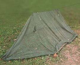 Muggen gaas Klamboe voor puptent (universeel)  Insect Net Protector - origineel US Army