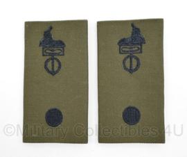 Defensie GVT Adjudant stip - Regimentsadjudant/ Korpsadjudant - origineel