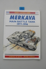 Boek Merkava Main battle tank - Nr. 32