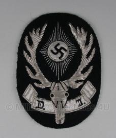 Deutsche Jägerschaft abzeichen - zilver