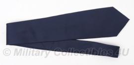 KLU stropdas 2013 donkerblauw - nieuwste model - origineel