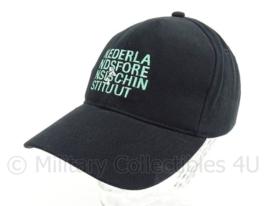 Nederlands Forensisch Instituut baseball cap - one size - origineel