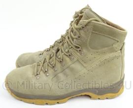 KL Nederlandse leger Meindl desert boots met Multigrip zool - gedragen - maat 295M = 46M - origineel