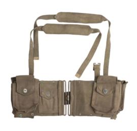 Belgische leger Bar Rifle Belt webbing ABL FN FAL belt - origineel