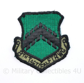 USAF 8th Tactical Fighter Wing patch - 7,5 x 7 cm - origineel