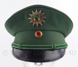 """Duitse Bundespolizei pet """"sachsen anhalt"""" - 1992 - maat 56 - Origineel"""