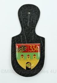 DT Borsthanger 334 regiment - origineel