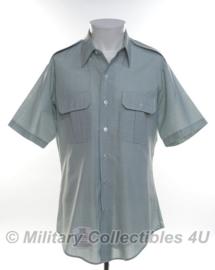 US uniform overhemd - korte mouw - maat 15,5 (=nl 42) of 16,5 (=NL 43) - origineel