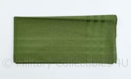 Defensie zakdoek groen - NIEUW - 44,5 x 42,5 cm - origineel