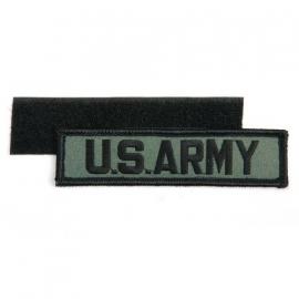 US Army uniform borst embleem stof - met klittenband