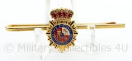 Dasspeld Cuerpa Nacional de Polizia Spaanse Politie - 6 x 2 cm - origineel