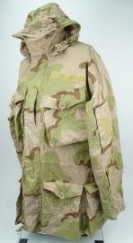 KL Korps Mariniers Jas Windproof Desert DCU camo smock 88% katoen  - zeer zeldzaam! - meerdere maten - origineel