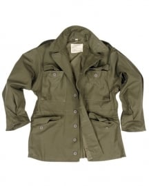 WO2 US M43 field jacket - replica - US size 46,  50 of 52