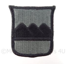 US Army ACU Camo eenheid embleem 80th infantry Division - met klittenband - origineel