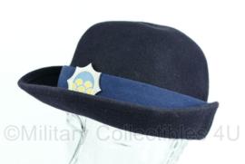 Handhaving dames hoed met insigne - maat 57 - Origineel