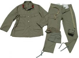 Japans Type 98 uniform jasje en broek set - maat XXL