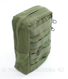 Defensie en Korps Mariniers Profile Equipment Molle tas utility pouch groen - 17 x 5 x 4 cm - origineel