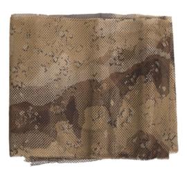 US Army Cover, individual Camouflage, Desert Class II 1e Golfoorlog - nieuw in verpakking - 1,55 x 2,55 cm - origineel