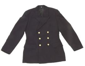 Marine uniform jas donkerblauw met gouden knopen - origineel