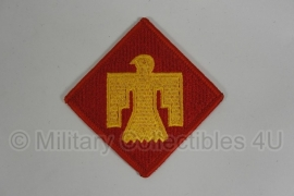 WWII US 45th Infantry Division patch
