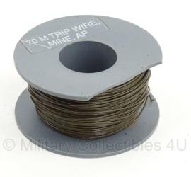 Leger spoel met Trip wire struikeldraad - origineel