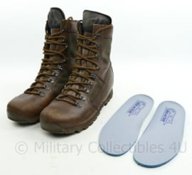 Korps Mariniers Meindl Masai schoenen bruin - licht gedragen - maat 285M = 44,5M - origineel