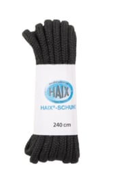 HAIX schoenveters 240 cm - per paar - nieuw - origineel