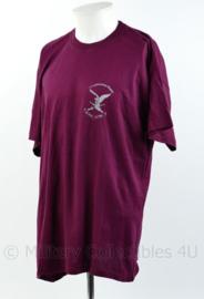 Defensie T-shirt 11 Luchtmobiele Brigade  - maat XL - origineel