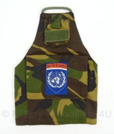 KL Landmacht VN/UN Netherlands armband - woodland - origineel