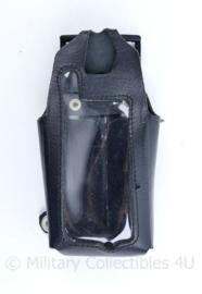 politie of Kmar telefoon koppeltas - 14,5x6x4 cm - origineel