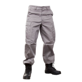 US field trouser BDU - GRIJS - alleen maat Small , Extra Small of Medium