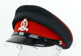 Britse Leger platte pet met insigne - Adjudant generals Corps - maat 56 - origineel