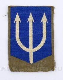 MVO 3e divisie drietand embleem - 1951/1959 - origineel