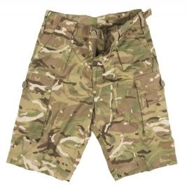 Britse korte broek - trouser, combat - MTP camo  - nieuw in verpakking - origineel