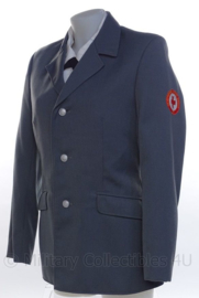 "Duitse DDR Dames uniform jas ""Deutsches Rotes Kreuz""- maat 44 - origineel"