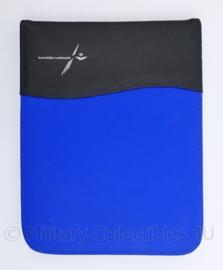 Klu Luchtmacht luxe schrijfblok met map - merk Toppoint - 25 x 19,5 x 2 cm - nieuw ! - origineel